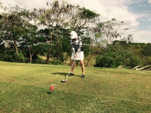 Golfing in a Tropical Climate - Cuba